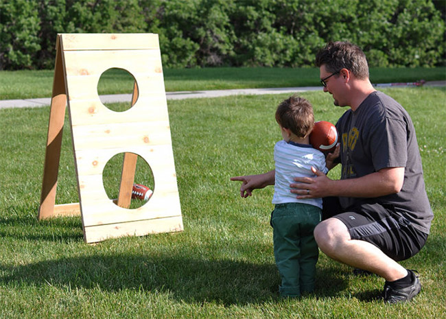 25 Diy Back Yard Games For Family Fun 187 Gameroom Vault